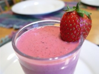 Strawberry & Yogurt Mix
